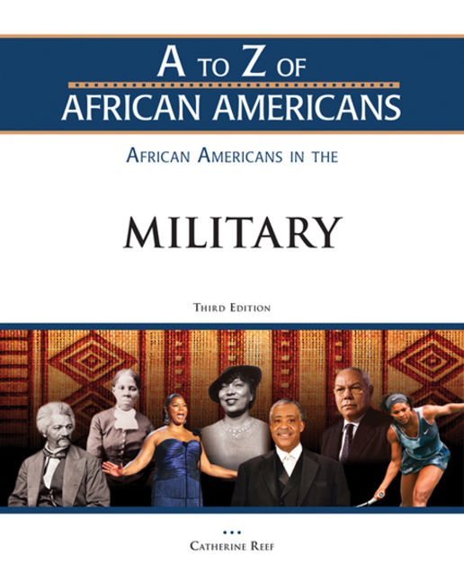 African Americans in the Military - 9781438149547