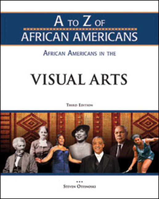 African Americans in the Visual Arts - 9781438149608
