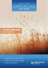 Philip Allan Literature Guide (for GCSE): Of Mice and Men - 9781444108729