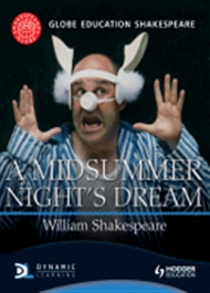 Globe Education Shakespeare: A Midsummer Night's Dream - 9781444136661