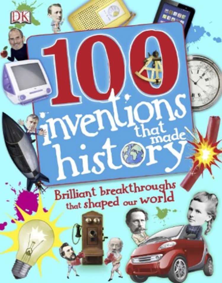 100 Inventions That Made History - 9781465426864