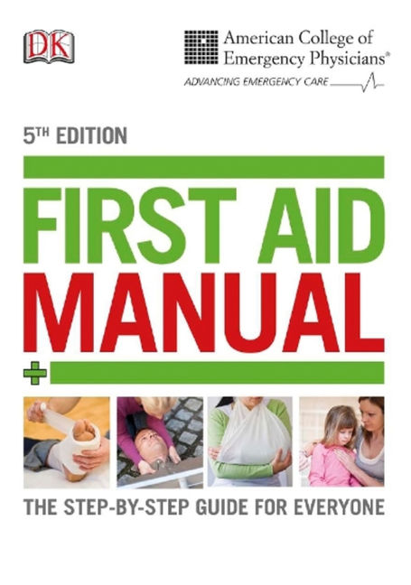 ACEP First Aid Manual - 9781465429957