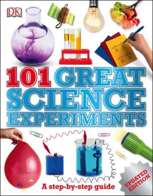 101 Great Science Experiments - 9781465440730