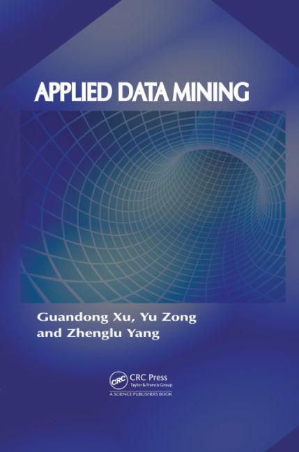 Applied Data Mining - 9781466585843
