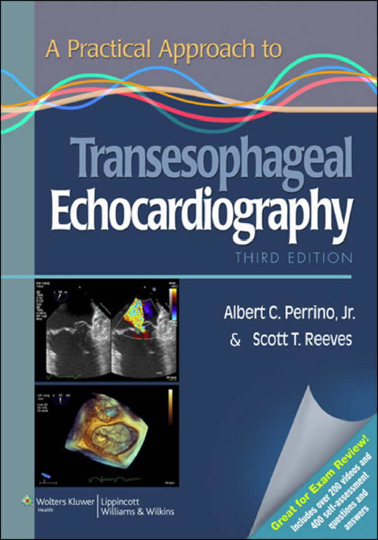A Practical Approach to Transesophageal Echocardiography - 9781469830407