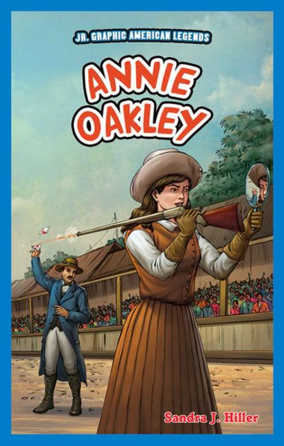 Annie Oakley - 9781477771884