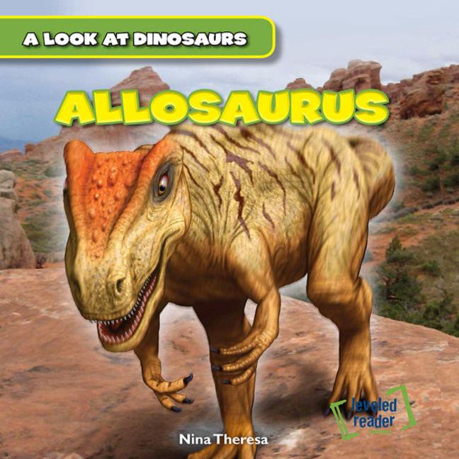 Allosaurus - 9781482418200