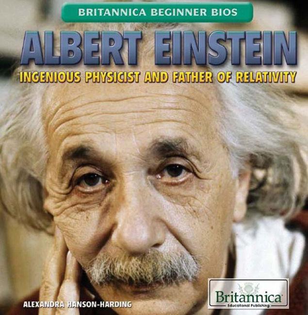 Albert Einstein - 9781508100201