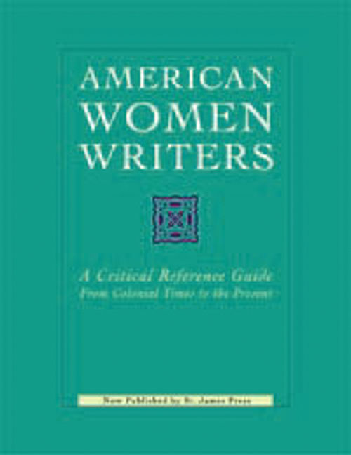 American Women Writers - 9781558625389