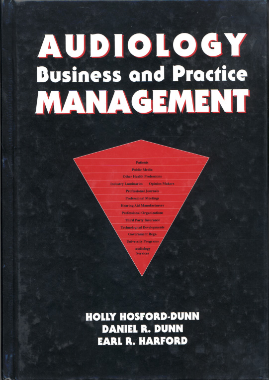 Audiology Business and Practice Management - 9781565933453(Print)