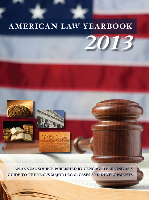 American Law Yearbook - 9781573022224