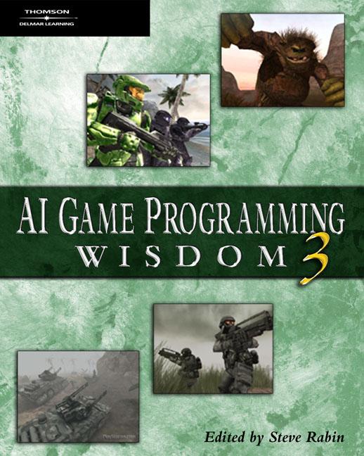 AI Game Programming Wisdom 3 - 9781584504573(Print)