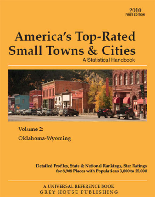America's Top-Rated Small Towns & Cities - 9781592376001