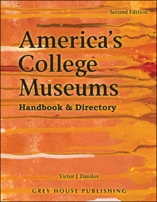 America's College Museums - 9781592376759