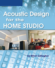 Acoustic Design for the Home Studio - 9781598632859(Print)