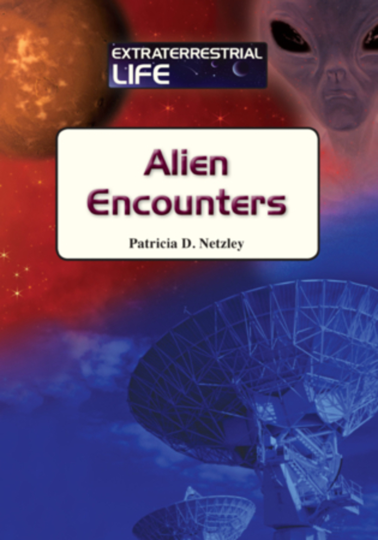 Alien Encounters - 9781601523808