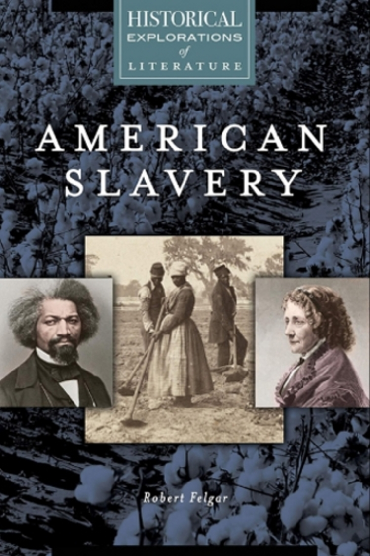 American Slavery: A Historical Exploration of Literature - 9781610696487
