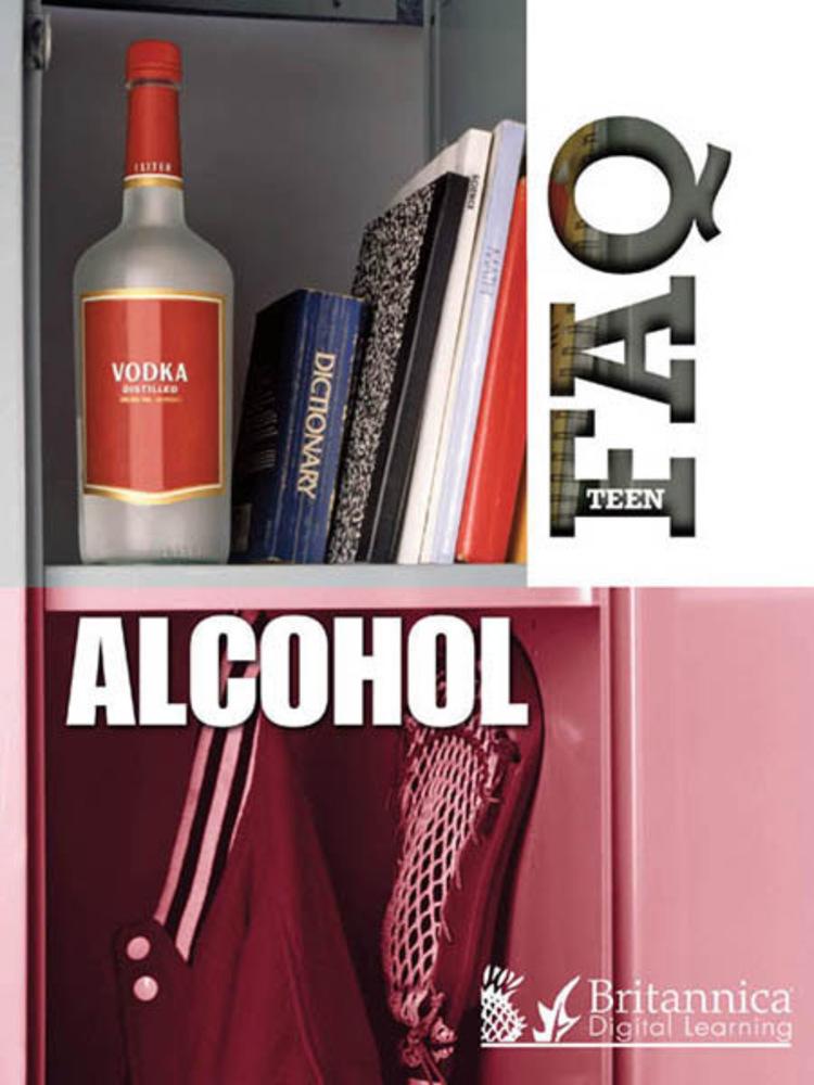 Alcohol - 9781615356553