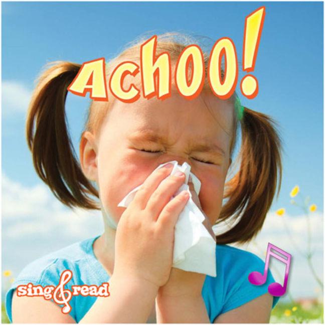 Achoo! - 9781618103451