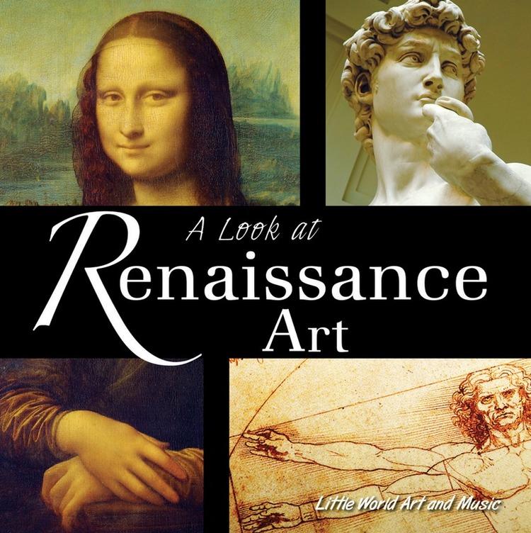 A Look At Renaissance Art - 9781621699743