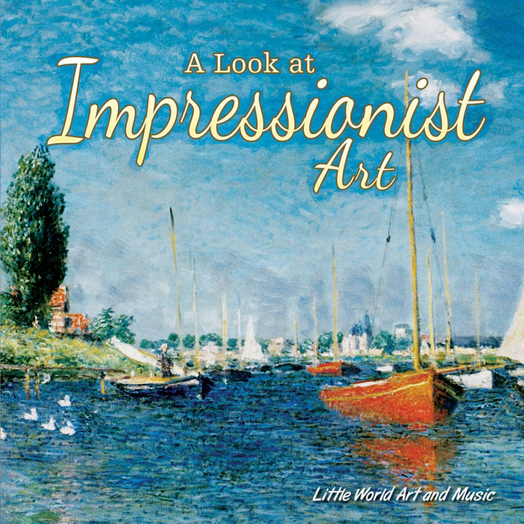 A Look At Impressionist Art - 9781621699767