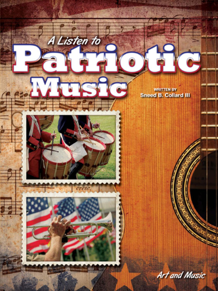 A Listen To Patriotic Music - 9781621699811