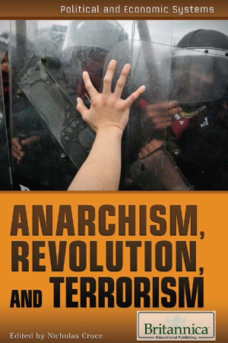 Anarchism, Revolution, and Terrorism - 9781622753543