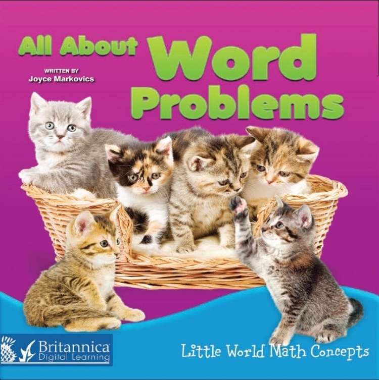 All About Word Problems - 9781625132130