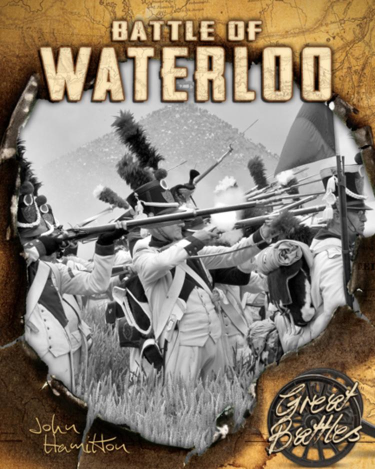Battle of Waterloo - 9781629680057