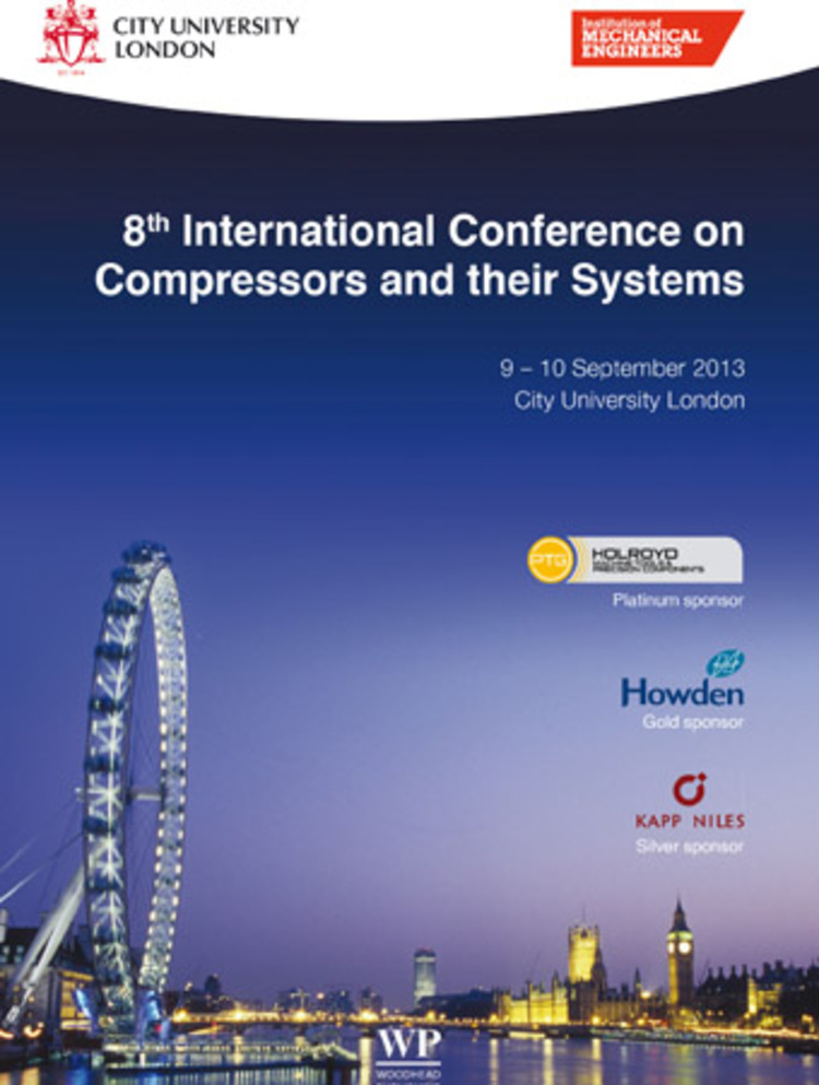 8th International Conference on Compressors and their Systems - 9781782421702