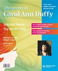 The Poetry of Carol Ann Duffy Teacher Resource Pack - 9781844893003