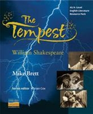 AS/A-Level English Literature: The Tempest Teacher Resource Pack - 9781844893218
