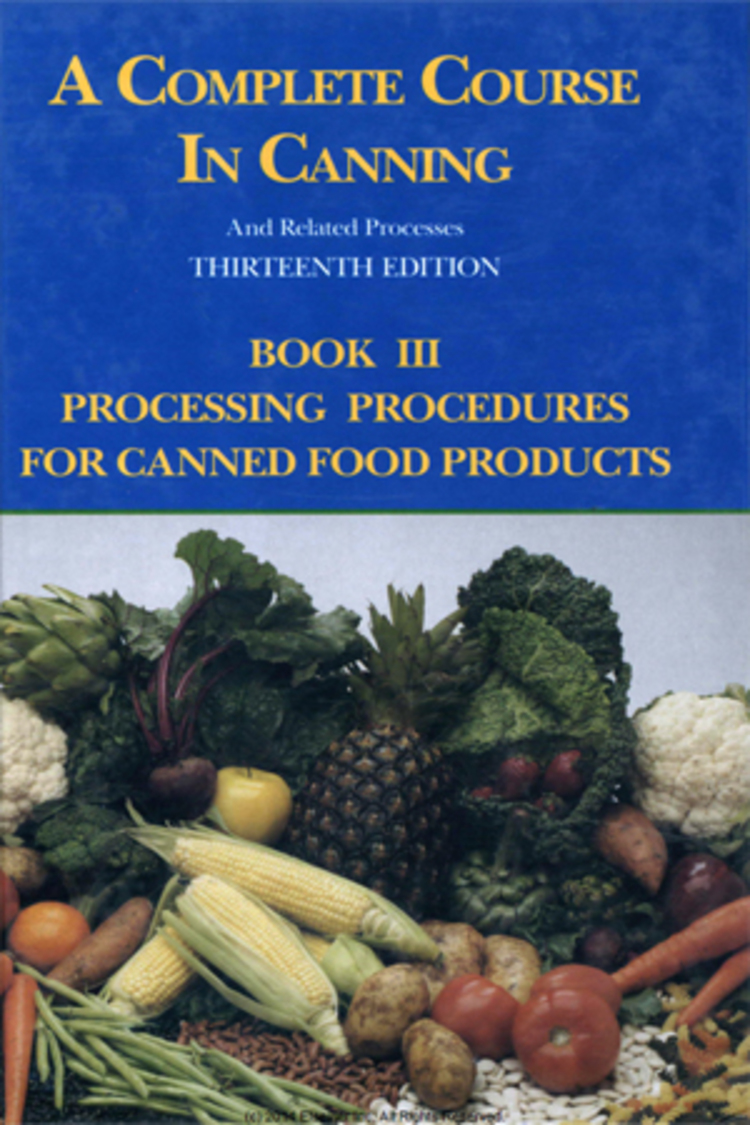 A Complete Course in Canning and Related Processes - 9781845696214