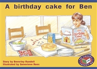 A birthday cake for Ben - 9781869558079
