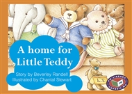 A home for Little Teddy - 9781869558123