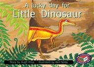 A lucky day for Little Dinosaur - 9781869558215