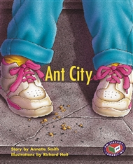 Ant City - 9781869611132