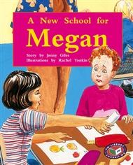 A New School for Megan - 9781869612603