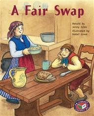 A Fair Swap - 9781869613518