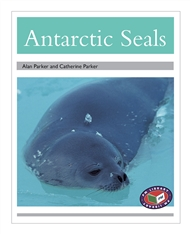 Antarctic Seals - 9781869613792