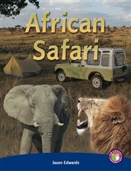 African Safari - 9781869614843