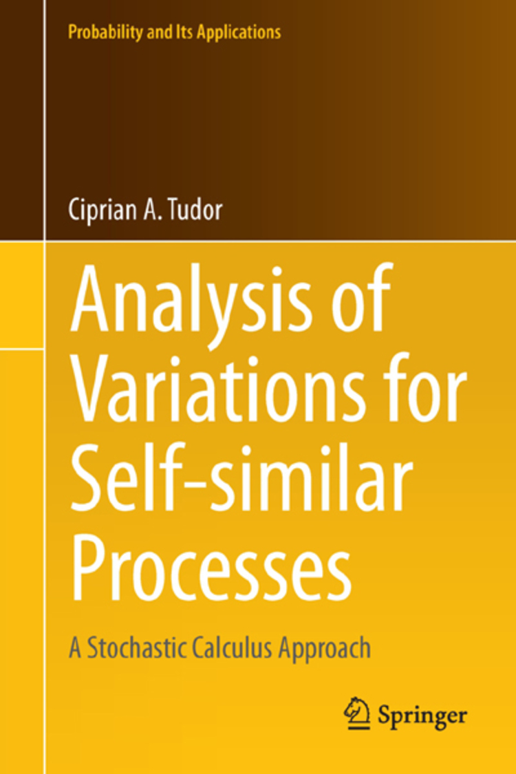 Analysis of Variations for Self-similar Processes - 9783319009360