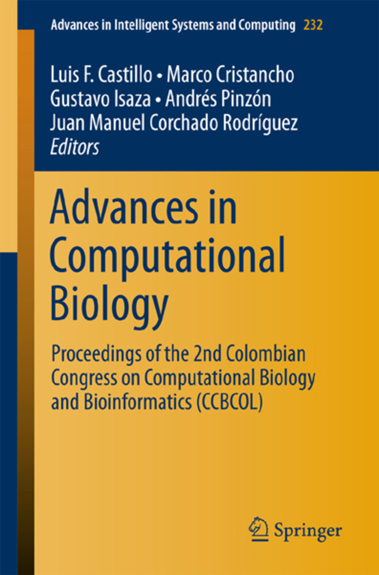 Advances in Computational Biology - 9783319015682