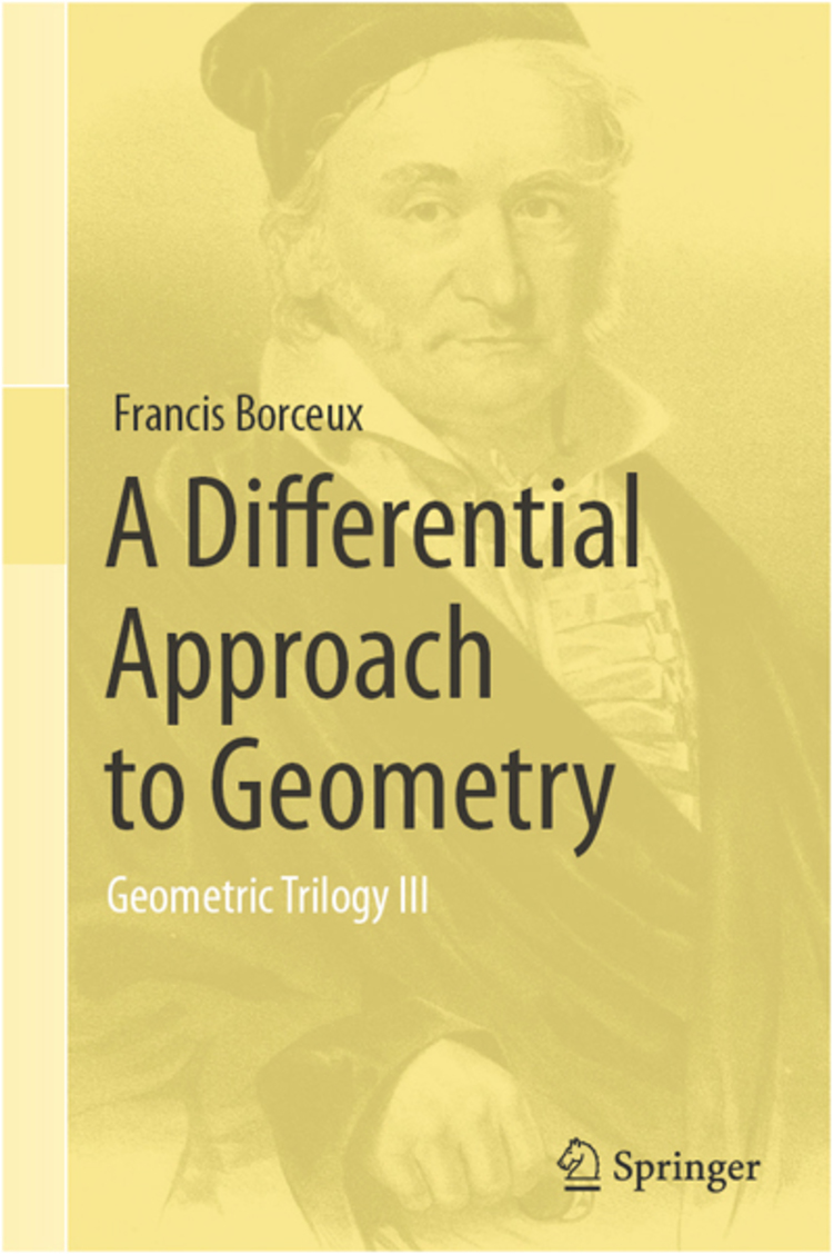 A Differential Approach to Geometry - 9783319017365