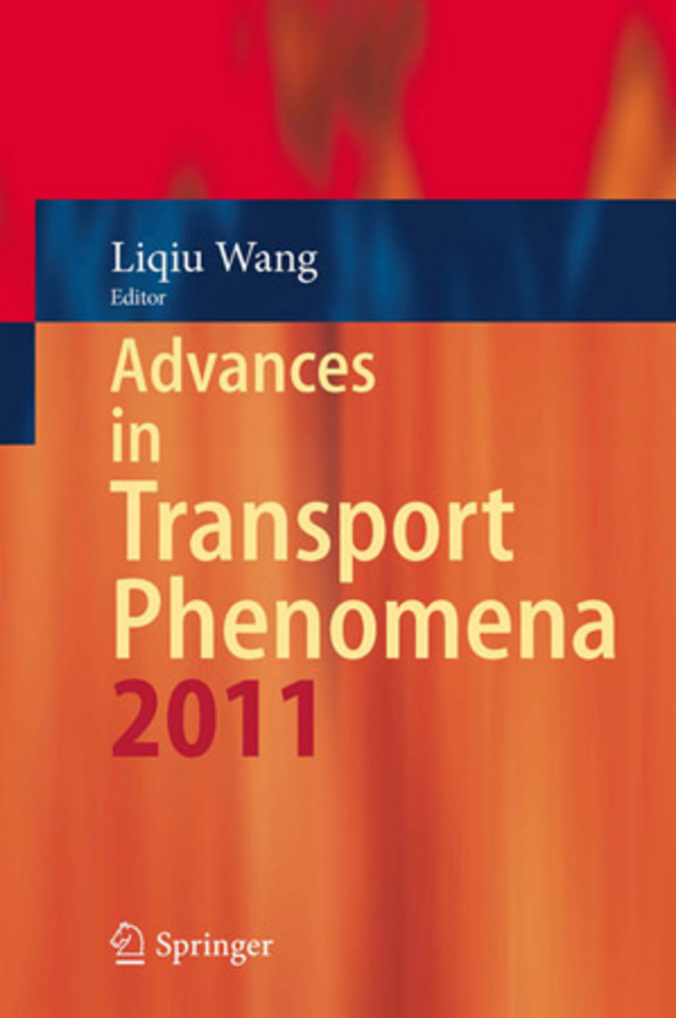 Advances in Transport Phenomena 2011 - 9783319017938