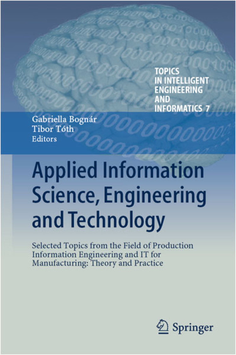 Applied Information Science, Engineering and Technology - 9783319019192