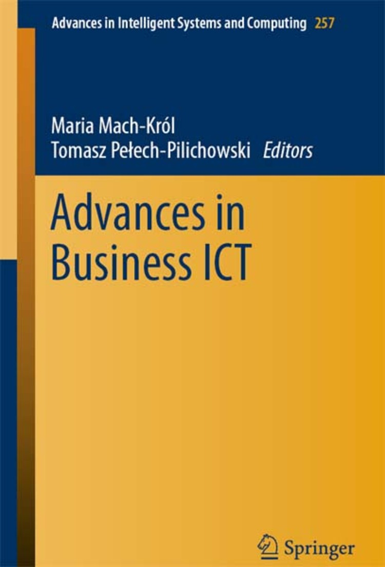 Advances in Business ICT - 9783319036779
