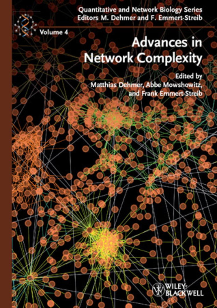 Advances in Network Complexity - 9783527670482