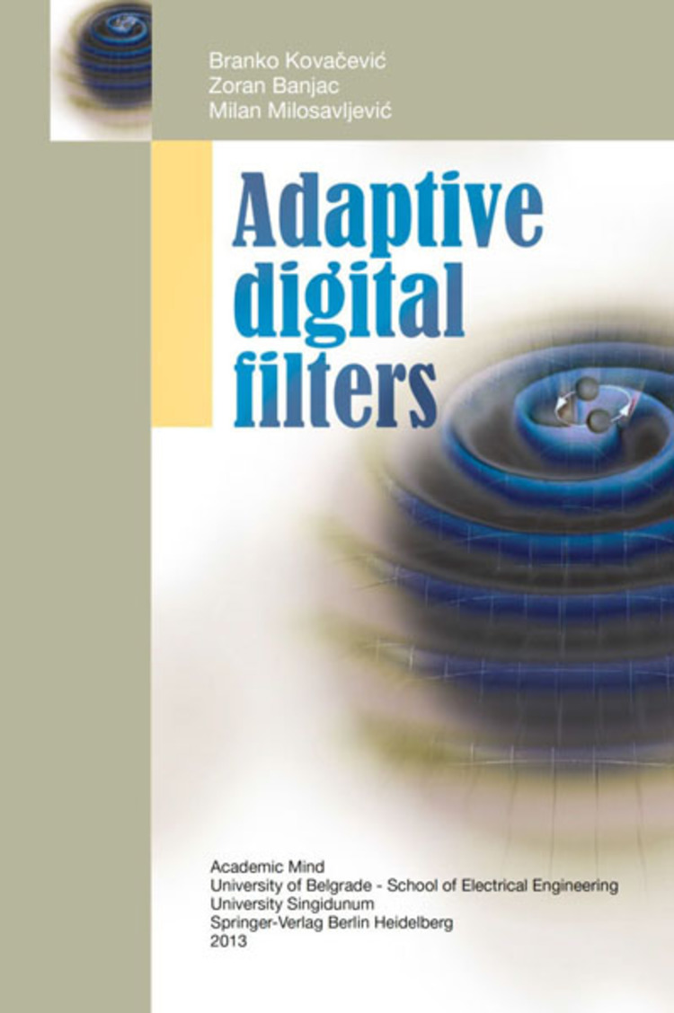 Adaptive Digital Filters - 9783642335617