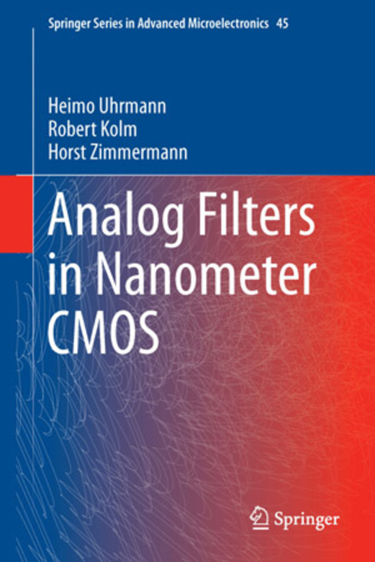 Analog Filters in Nanometer CMOS - 9783642380136